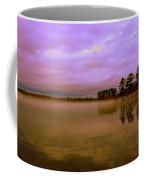 Dusk At Lake Murray Sc Coffee Mug