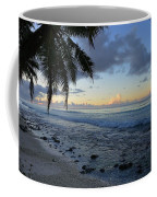 Dusk Beach Coffee Mug