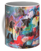 dusk in Bay Roberts Coffee Mug