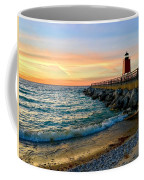 Dusk In Charlevoix Coffee Mug