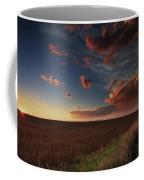 Dusk In The Heartland Coffee Mug