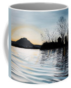 Dusk On Diablo Coffee Mug