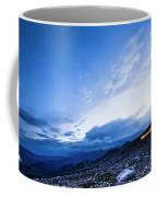 Dusk On Mount Evans Coffee Mug