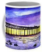 Dusk Pier Coffee Mug