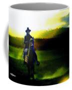 Dusk Rider Coffee Mug