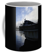 Dusk Seagull 2386 Coffee Mug
