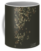 Dust Digital Branch Pattern Coffee Mug
