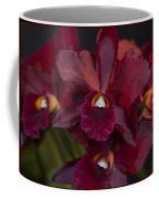 Dusty Red Orchid Coffee Mug