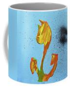 Dutch Pride Yellow And Orange Coffee Mug