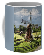 Dutch Windmill Near The Zuider Zee Coffee Mug
