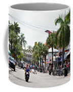 Duval St. Coffee Mug