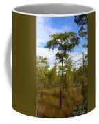 Dwarf Cypress Tree Coffee Mug