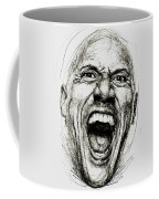 Dwayne The Rock Johnson Coffee Mug