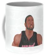 Dwyane Wade Coffee Mug