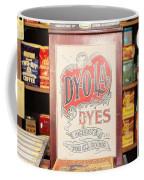 Dy-o-la Dyes Coffee Mug