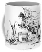 Dynamic America, 1889 Coffee Mug