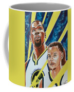 Dynamic Duo - Durant And Curry Coffee Mug
