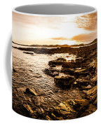 Dynamic Ocean Panoramic Coffee Mug