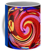 Eagle And Bear Coffee Mug