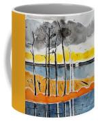 Eagle At Blackwater Coffee Mug