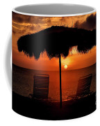Eagle Beach Sunset Coffee Mug