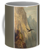 Eagle Circling Coffee Mug