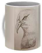 Eagle Drawing 1 Coffee Mug