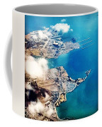 Eagle Eye Of An Ocean Bay Coffee Mug