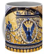 Eagle In The Middle Coffee Mug