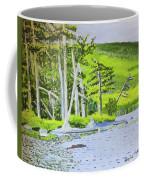 Eagle Lake, Acadia, Maine Coffee Mug