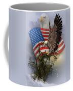 Eagle Lands Coffee Mug