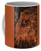 Eagle Metallic Copper Coffee Mug