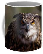 Eagle Owl 3 Coffee Mug