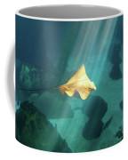 Eagle Ray Underwater Coffee Mug