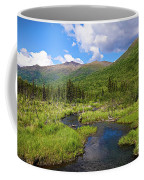 Eagle River- Alaska Coffee Mug