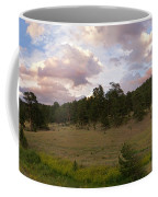 Eagle Rock Estes Park Colorado Coffee Mug