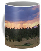 Eagle Rock Estes Park Coffee Mug