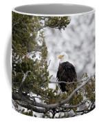 Eagle Coffee Mug by Ronnie and Frances Howard