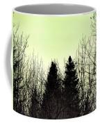 Eagle Silhouette Coffee Mug