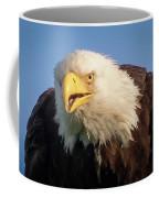 Eagle Stare 2 Coffee Mug