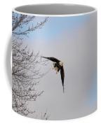 Eagle Takes Off Coffee Mug