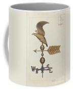Eagle Weather Vane Coffee Mug