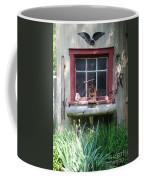 Eagle Window Coffee Mug