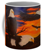 Eagles Are Back                 76 Coffee Mug