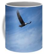 Eagles On The Fox - 3 Coffee Mug