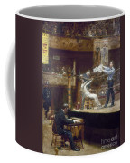 Eakins: Between Rounds Coffee Mug by Granger