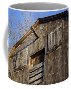 Early American Barn Coffee Mug