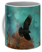 Early Autumn Flight Coffee Mug