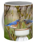 Early Bird Breakfast For Two Coffee Mug