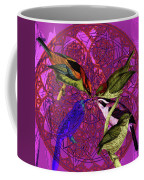 Early Bird Solar Energy Coffee Mug by Joseph Mosley